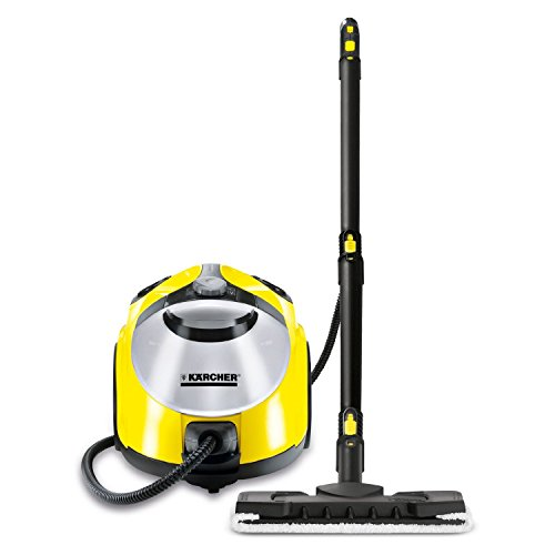 Karcher SC5 Continuous Steam Cleaner, 2200 W, 4.2 Bar – Yellow/Black/Grey