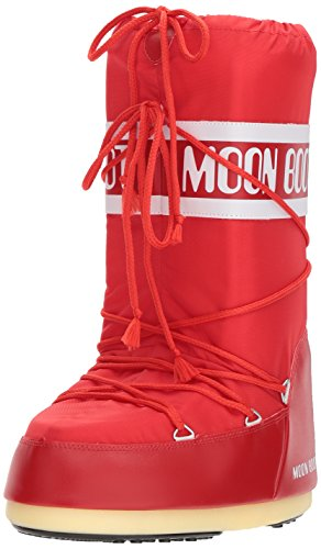 01ae789117e Lowden Proud/F.North Moon Boot Nylon, Botas de Nieve Unisex Adulto, Rosa  (Red 003), 35-38 EU