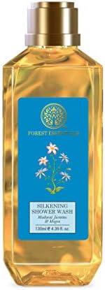 Forest Essentials Silkening Shower Wash Madurai Jasmine & Mogra 1