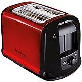Moulinex LT261D Toaster Subito, rot metallic
