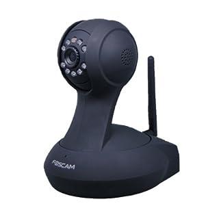 Foscam FI8916W Wireless IP Camera with IR-Cut + Pan/Tilt & Night Vision (Black) (B008RYGBEK)   Amazon price tracker / tracking, Amazon price history charts, Amazon price watches, Amazon price drop alerts