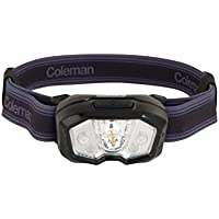 Coleman Unisex CXO+ 200 LED Battery Lock Head Lamp, Black