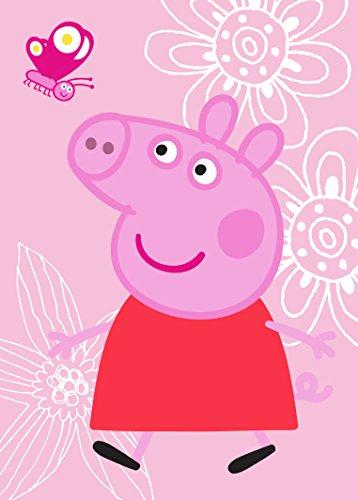 Peppa Pig : Alfombra Infantil