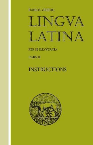 Instructions: Roma Aeterna (Lingua Latina) by Hans H. ?rberg (2000-01-01)
