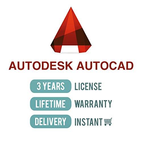 Autodesk AutoCAD 2016 / 2017 pour Windows / Mac
