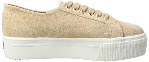Superga 2790-Suew, Sneaker Donna Rosa (Nude)