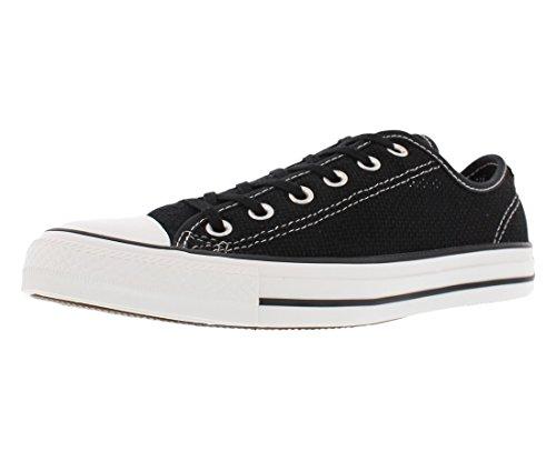 Converse Chuck Taylor All Star Estate tessuto Ox Shoes 147087f // ghianda Navy