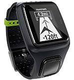 TomTom Runner GPS Laufuhr, schwarz, One size
