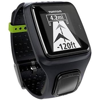 TomTom Runner 1RR0.001.06 Orologio GPS per Corsa Outdoor e Indoor, Nero