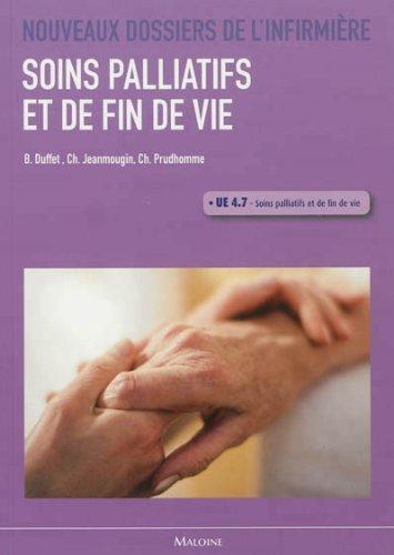 Soins palliatifs et de fin de vie : UE 4,7