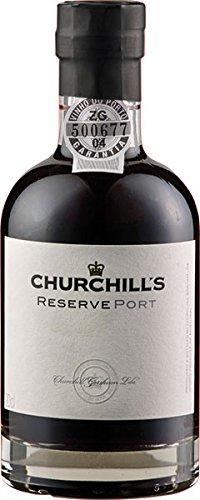Reserve Port - Miniaturflasche von Churchill´s (Douro) aus Portugal/Douro, 0,2 Liter