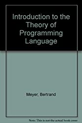 Introduction to the Theory of Programming Language