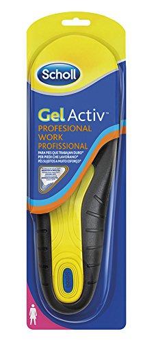 Scholl 8261465, Plantillas Gel Activ, Profesional, Mujer, 35.5 - 40.5