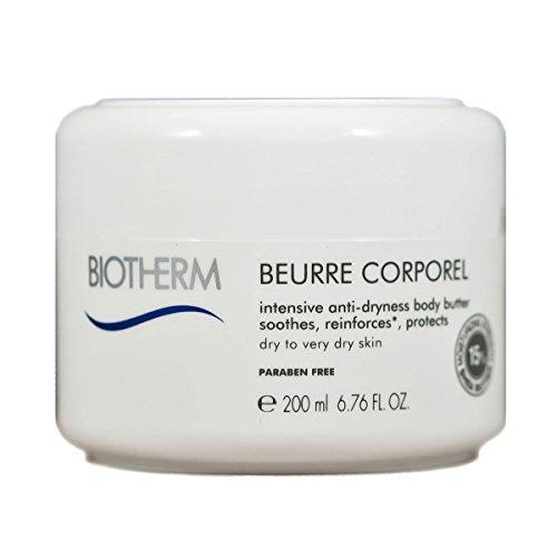 Biotherm Beurre Corporel Intensive Anti-Dryness Burro Corpo, 200 ml