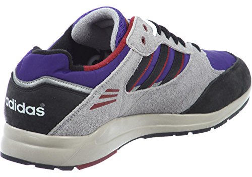 adidas Originals adistar Racer G95885 Herren Sneaker grau lila schwarz