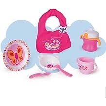 Nenuco - Kit accesorios para dar de comer