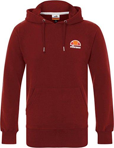 fe533b86fb31 ellesse Herren Sweatshirt Tibetan Red -mendocino.eu