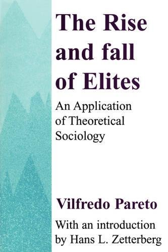 The Rise and Fall of Elites: Application of Theoretical Sociology