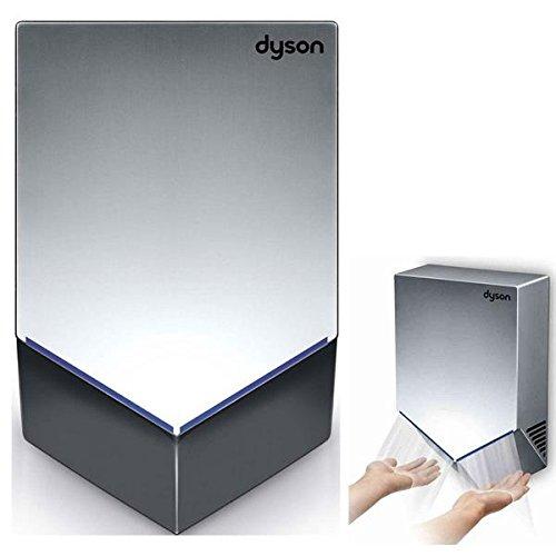 Dyson Airblade AB12 Sprayed Nickel -
