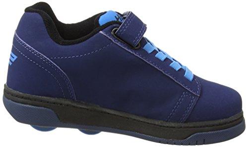 Heelys  Dual Up (778050), Unisex Kinder Sneakers Blau (Navy/New Blue)