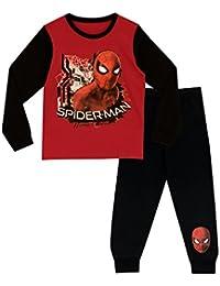El Hombre Araña - Pijama para Niños - Spiderman