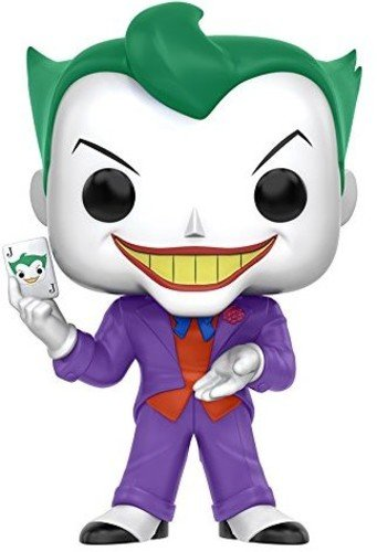 POP! Vinilo - DC: Batman Animated: BTAS Joker