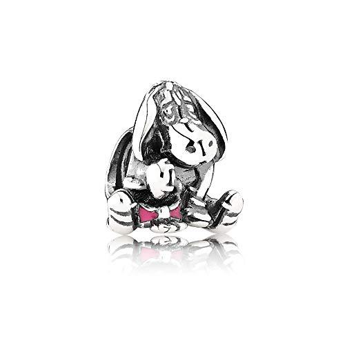 Pandora Charm Disney I-Aah 925 Sterlingsilber 791567EN80 - Charms Pandora Silber Disney