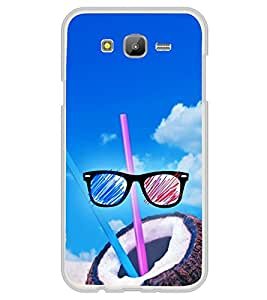 Beach Vacations 2D Hard Polycarbonate Designer Back Case Cover for Samsung Galaxy On7 G600FY :: Samsung Galaxy On 7 (2015)