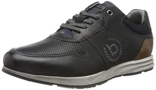 bugatti Herren 333213033500 Sneaker, Blau (Dark Blue 4100), 45 EU