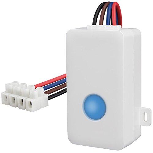 Muvit I/O MIOCCW001 - Conmutador WiFi controlado través