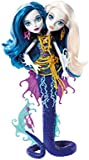 Monster High Great Scarrier Reef Frankie Doll