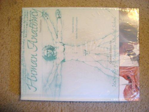 McKinley: Human Anatomy, 3rd Edition Custom Hardcover