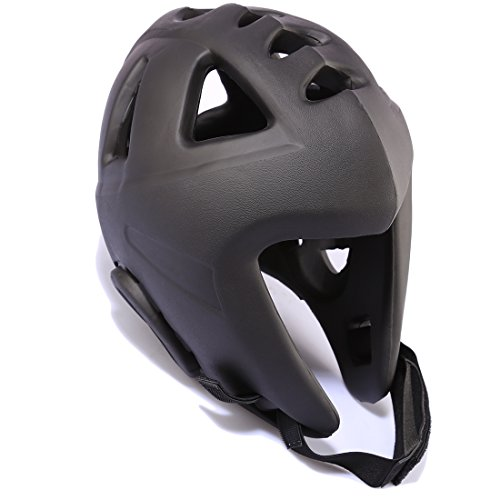 Kopfschutz, Foxom Kopfschutz für Boxen MMA Kickboxen Taekwondo Karate Judo Kampfsport Sparring Helm Abbildung 2