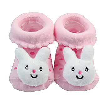 anti rutsch socken babysocken babys ckchen erstlingssocken baby socken kaninchen. Black Bedroom Furniture Sets. Home Design Ideas