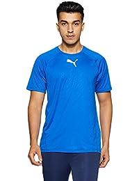 Puma Men's Round Neck T-Shirt