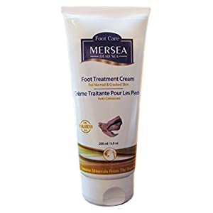 Mersea Totes Meer Schrunden-Fußbehandlungs Creme, 1er Pack (1 x 200 ml)
