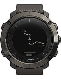 Suunto Traverse GPS Outdoor-Uhr für Wandern und Trekking, bis zu 100 Std. Akkulaufzeit, Wasserdicht