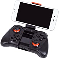 Bluetooth Wireless Game Controller Gamepad Joystick for / iPod / iPad / Android Phone / Tablet PC Nero