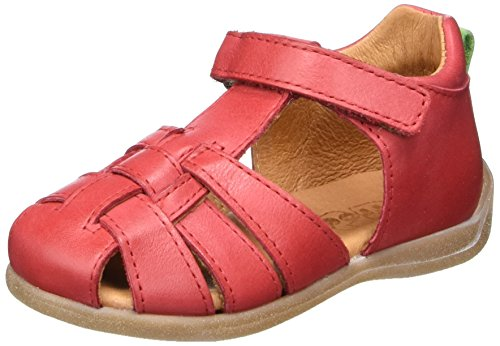FRODDO Froddo Sandal Red G2150062-2, Sandales  Bout ouvert mixte enfant Rot (Red)