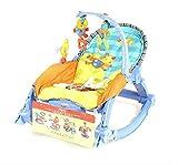 Defect Baby-Schaukelstuhl, multifunktionale Wiege Stuhl elektrische schütteln Stuhl Klangschwingung Kinder Schaukel Stuhl leicht Faltbare Massage Chaiselongue