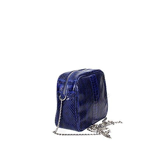Fornarina AEFBCL118UEA1100 Umhängetasche Taschen & Accessoires Blau