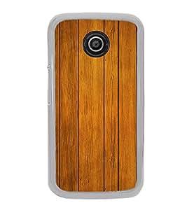 ifasho Designer Back Case Cover for Motorola Moto E2 :: Motorola Moto E Dual SIM (2nd Gen) :: Motorola Moto E 2nd Gen 3G XT1506 :: Motorola Moto E 2nd Gen 4G XT1521 (Mature Singles Wood Unjal)