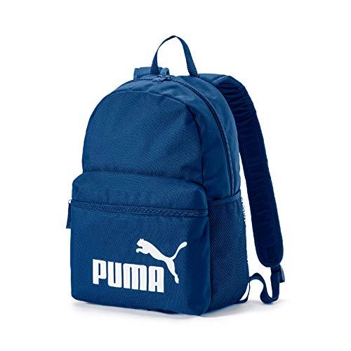 PUMA Phase Backpack, Zaino Unisex Adulto, Blu (Limoges), Taglia Unica