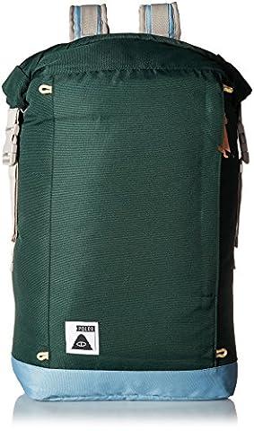 Poler Men's Roll Top Bag Royal-Dkg, Dark Green