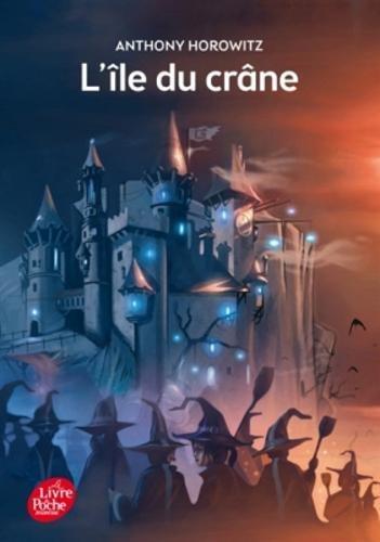 David Eliot - Tome 1 - L'île du crâne (Livre de Poche Jeunesse)