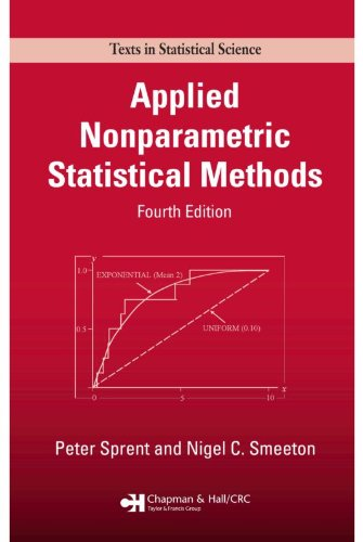 Applied nonparametric statistical methods fourth edition by peter applied nonparametric statistical methods fourth edition by peter sprentnigel c smeeton pdf fandeluxe Gallery