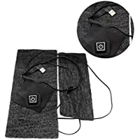 Bloomma Elektrische Heizung Pad, USB Wiederaufladbare Heizung Tuch Kleidung Weste Gesundheit Kniepolster Gürtel... preisvergleich bei billige-tabletten.eu