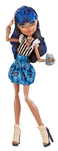 Mattel - Monster High Cercueil de vapeur Robecca Bean