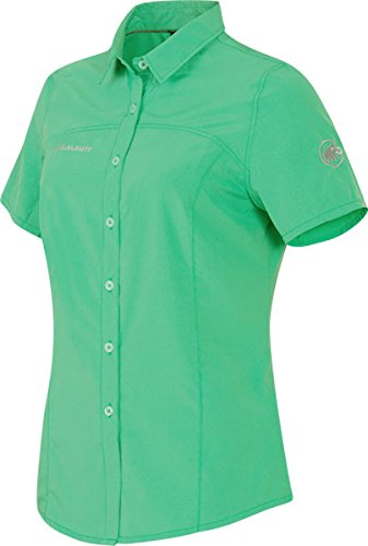 Mammut Hera Shirt Women arcadian Emerald