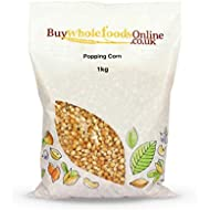 Popping Corn 1kg (Buy Whole Foods Online)